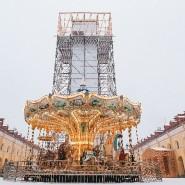 Зима в Никольских рядах 2020/21 фотографии