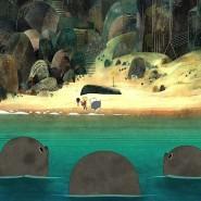 Показ ирландского мультфильма «Песнь моря» фотографии
