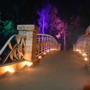 «Ночь света» в Гатчине 2017 фотографии