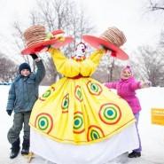 Праздник Масленицы в Парке Сказок 2018 фотографии