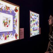 Выставка «Шелковый лабиринт» фотографии