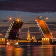 Звуковое шоу «Поющие мосты» 2017 фотографии