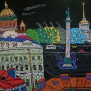 Выставка «Волшебный город» фотографии