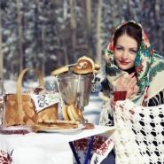 Широкая Масленица в «Охта Парке» фотографии
