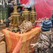 Праздник «Сударыня Масленица» в Летнем саду 2017 фотографии