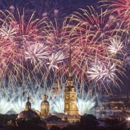 Салют в честь освобождения Ленинграда от блокады 2018 фотографии