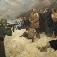 Выставка «В тылу врага. Партизаны и подпольщики  в годы Великой Отечественной войны» фотографии