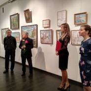 Выставка «Посвящение Петербургу» фотографии
