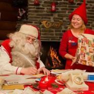 Мастерские Деда Мороза в Новой Голландии 2016 фотографии