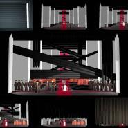 Выставка «Театральные эскизы Александра Орлова и Ирины Чередниковой» фотографии