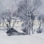 Выставка «В белоснежной тишине» фотографии