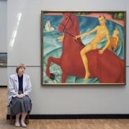 Выставка «Круг Петрова-Водкина» фотографии