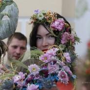 Фестиваль цветочного и ландшафтного искусства «Императорский букет» 2017 фотографии