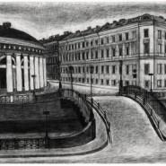 Выставка  «Санкт-Петербург. Белые ночи. Пейзажи» фотографии