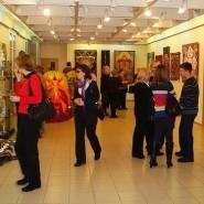 Выставочный зал ЦБС Московского района  фотографии