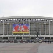 Петербургский спортивно-концертный комплекс фотографии