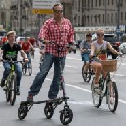 Парад альтернативных видов транспорта «Время перемен» 2017 фотографии