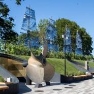 Посещение Музейно-исторического парка «Остров фортов» фотографии
