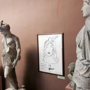 Выставка «Охотники за мраморными головами. Археология будущего» фотографии