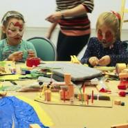 Праздник в детской библиотеке «Город» фотографии