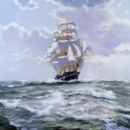 Выставка  «Уходят в море корабли» фотографии