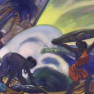 Выставка «Пути благословения. К 85-летию Пакта Рериха» фотографии