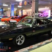 Выставка ретро автомобилей «Muscle Car Show» фотографии