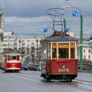 Парад «Трамвай Победы» 2020 фотографии