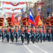 День Победы в Санкт-Петербурге 2019 фотографии
