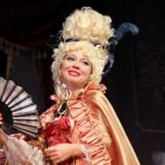 Проект «Театральный Петербург на Книжных аллеях» фотографии