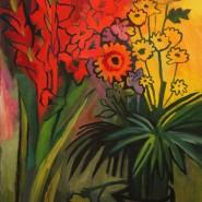 Выставка  «Цветы» фотографии