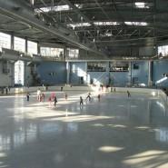 Ледовый каток в МРК «Таврический сад» фотографии