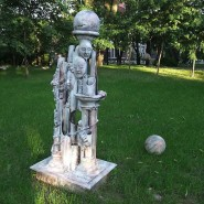 Измайловский сад фотографии