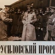 Выставка Брусиловский прорыв» фотографии