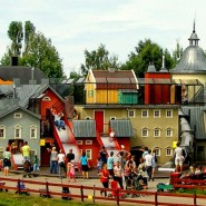 Гастроли Шведского парка «Мир Астрид Линдгрен» фотографии