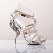 Выставка дизайнерской обуви будущего «Генезис» фотографии