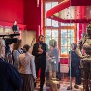 Выставка доспеха из собрания Государственного Эрмитажа фотографии