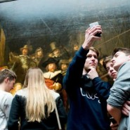 Международная акция #MuseumSelfie 2017 фотографии