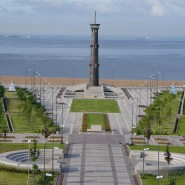 Парк 300-летия Санкт-Петербурга фотографии