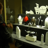 Выставка «Метаморфозы фарфоровой пластики Инны Олевской» фотографии