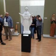 Выставка «Застывшие боги. Современная скульптура Петербурга» фотографии