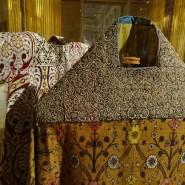 Выставка «Эрмитажная энциклопедия текстиля. История и реставрация» фотографии