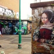 Street-Art проект «Нелишний человек» фотографии