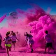 Красочный забег ColorsGO 2019 фотографии