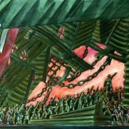 Выставка «Земля дыбом. Из истории русского театрального экспрессионизма» фотографии