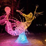 Фестиваль ледовых скульптур «ICE-fantasy» фотографии