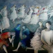 Выставка «Безмолвный танец. Посвящение Карле Фраччи» фотографии