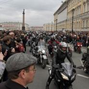 Открытие мотосезона в Санкт-Петербурге 2016 фотографии