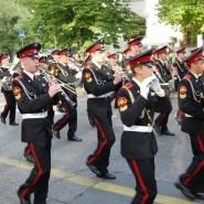 «Марш-парад» военных духовых оркестров в Санкт-Петербурге фотографии