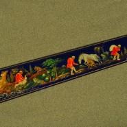 Выставка «Русская сказка» в музее А. С. Пушкина фотографии